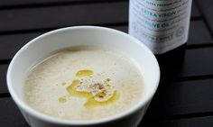 Paleo Apple and Parsnip soup