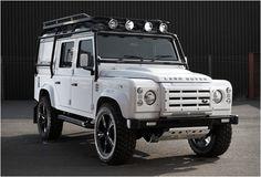 2014 Land Rover twisted alpine defender 7