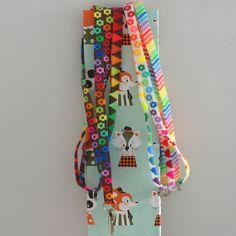 Keychains hama beads by Gavin Børnetøj