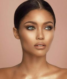 Makeup ideas for tan skin