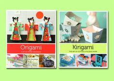 Book Reviews: Origami, Kirgami. http://thepapercraftpost.blogspot.co.uk/2013/12/book-reviews-origami-kirgami.html