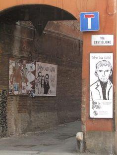 Via Castiglione ~ BOLOGNA Italy