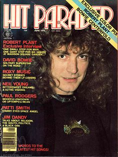 Hit Parader, June 1976