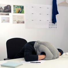 Ostrich Pillow... made my day!!!