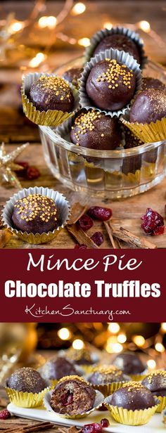 Mince Pie Truffles – A Lovely Edible Gift! Mince Pie Truffles – A Lovely Edible Gift!,Home made Christmas prezzis These Mince Pie Truffles are packed with fruity mincemeat and cranberries – a delicious party. Edible Christmas Gifts, Xmas Food, Edible Gifts, Christmas Desserts, Christmas Baking, Homemade Christmas, Christmas Foods, Christmas Treats, Christmas Buffet