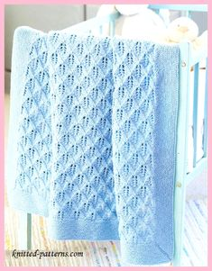 Different types of free baby blanket knitting patterns free baby blanket knitting patterns cot blanket knitting pattern free AIDXEKI Free Baby Blanket Patterns, Crochet Blanket Patterns, Baby Knitting Patterns, Baby Blanket Crochet, Baby Patterns, Crochet Pattern, Free Knitting, Crocheting Patterns, Free Pattern