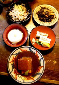 Okinawa bistro food