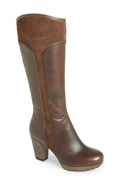 Timberland Earthkeepers® 'Exeter Heights' Tall Boot (Women) available at #Nordstrom