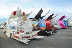 Gallery>> Japanese Vanning Madness | Speedhunters