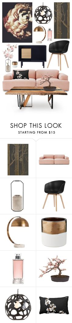 """Dark Floral"" by ladomna on Polyvore"