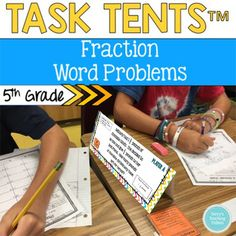 Teaching Math, Teaching Ideas, Mega Math, Fraction Word Problems, Math Assessment, Fifth Grade Math, Math Problem Solving, Order Of Operations, Math School