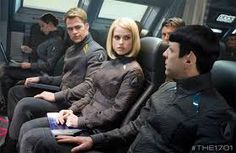 """I love how Spock is just like,""""What are you doing here? Get away"""""""