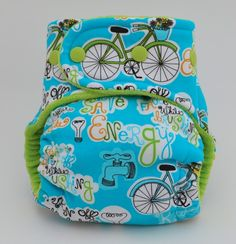 Snug-fitting cloth diapers made with lots of love, designed to compliment your cute little bug! Diapering, Cloth Diapers, Baby Love, Snug, Addiction, Green, Cute, Cotton, Bags