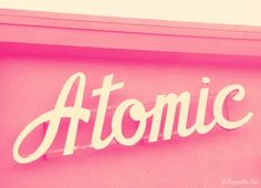 Atomic Liquor in Las Vegas. ♥
