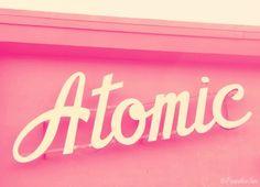 Atomic Liquor in Las Vegas. ♥