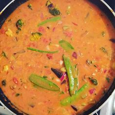 #curry! After a lot of panic and failing to get the steps right... I bring curry! Even with the faffing it's easy to make   #foodporn #vegan #vegancurry #loveyourself #loveyourbody #foodie #eat #eatwell #eatclean #eatright #eateverything #moreplease #yummyinmytummy #yum #fitfam #gains #lowcarb #lowfatvegan #lifestyle #fooood by chrishelliot