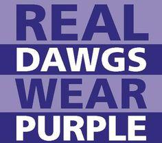 University of Washington! Go Dawgs!