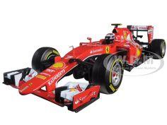 diecastmodelswholesale - 2015 Ferrari Formula 1 F1 SF15-T