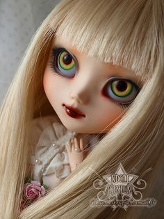 cute doll #pullip