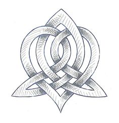Sister Celtic Knot  I'm digging this for a new tat