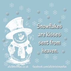 Snowflakes Are Kisses | All Christmas