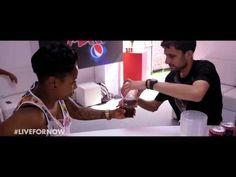 Pepsi Max & Dynamo present: 'Ice Cut' with Amplify Dot #LiveForNow