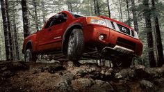 See the new information about the new Nissan Titan before it is released at the North American Auto Show.