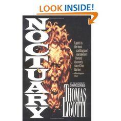 Noctuary: Thomas Ligotti: 9780786702350: Amazon.com: Books