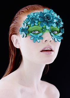 SYNAESTHESIA - photography by Rankin, Make up by Andrew Gallimore - http://www.hungertv.com/feature/synaesthesia/