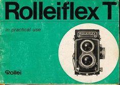 Rolleiflex T instruction manual