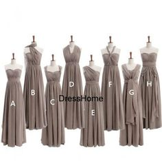 Hey, I found this really awesome Etsy listing at https://www.etsy.com/listing/163982148/halter-long-grey-bridesmaid-dress