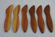 Scandinavian Wooden Butter Knife by DearJupiter on Etsy, $10.00