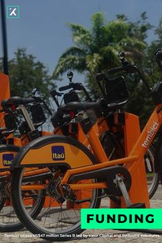 June 3rd is World Bicycle Day! And what better way to celebrate than with a micro-mobility investment. #brazil #funding #venturecapital #micromobility Startup News, June 3rd, Brazil, Investing, Bicycle, Fun, Bike, Bicycle Kick, Bicycles