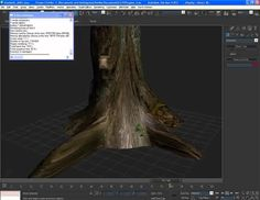 Create a Ivy Covered Tree Stump with 3ds Max, Ivy Gen, and VRay   Preciux