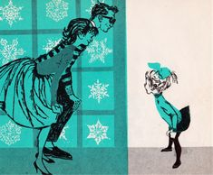 Josie and the Snow by Helen E. Buckley, illustrated by Evaline Ness (1964).