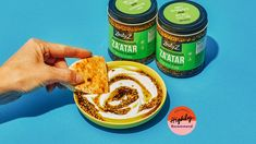 There's literally nothing this earthy, crunchy za'atar spice blend from Zesty Z can't improve. Spice Blends, Spice Mixes, Bon Appetit, Ho Foods, Zaatar Recipe, Carrot Slaw, Beef And Noodles, Savory Breakfast, What To Cook