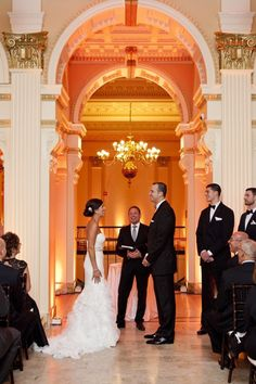 Providence Public Library - Libraries can make such goooorgeous wedding venues!