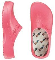 Birki ''Super-Birki'' from Alpro-Foam in Camellia Rose with a regular insole
