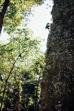 Climbing towards the afternoon sun. #sport #climbing #tradclimbing #24HHH