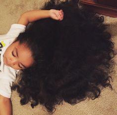 Her hair ❤️
