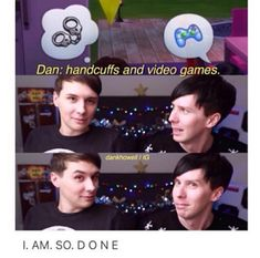 That's basically danandphilgames