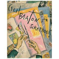 Cecil Beaton's Scrapbook. (Book)