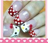 Hello Kitty NAILS - Bing Images