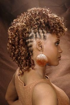 Curly+Mohawks+For+Black+Women | Curly Mohawk Hairstyle 200x300 Curly Mohawk Hairstyle
