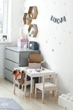 Anicja's White Space: IKEA LATT TABLE HACK CZYLI ŁUCJA TESTUJE