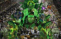Mangueira - Carnaval 2012