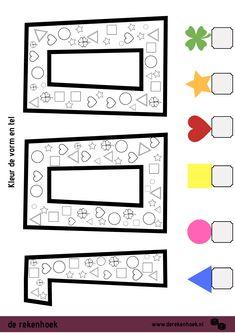 Download met een kleurplaat (2 versies) en een werkblad. Voor 100 dagen feest. The 100, Classroom, Teaching, Math, Prints, 100 Day Of School, 1st Grades, Class Room, Math Resources