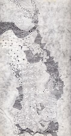 Fabio Alessandro Fusco, La città peninsulare/The Peninsular city, 2011