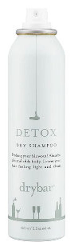 Dry bar - dry shampoo