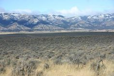 160 acres in Modoc County, California